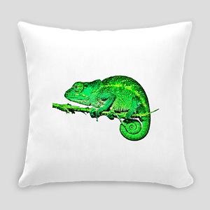 Chameleon Everyday Pillow