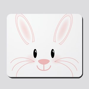 Bunny Face Mousepad
