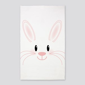 Bunny Face Area Rug