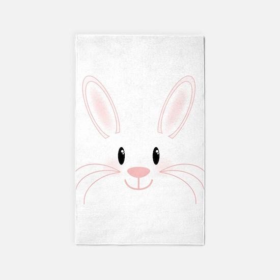 Bunny Face Area Rug