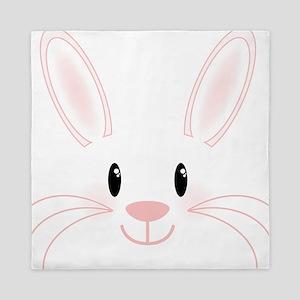 Bunny Face Queen Duvet