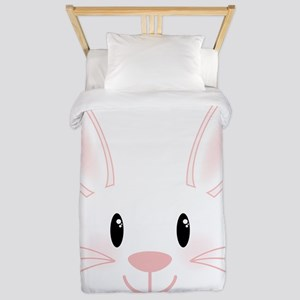 Bunny Face Twin Duvet