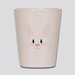Bunny Face Shot Glass
