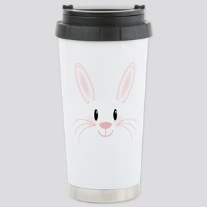 Bunny Face Travel Mug