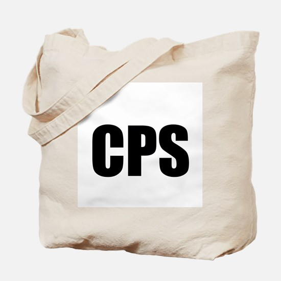 Child Protective Services Tote Bag