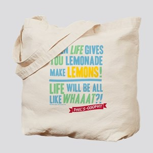 Modern Family Make Lemonades Tote Bag
