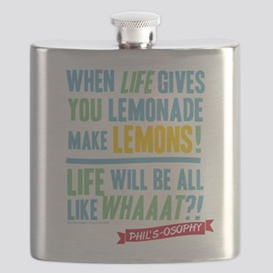 Modern Family Make Lemonades Flask