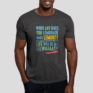 Modern Family Make Lemonades Dark T-Shirt