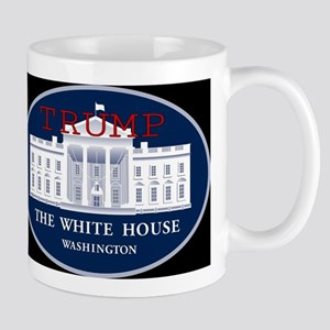 TRUMP WHITE HOUSE Mugs