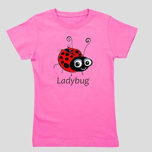 Ladybug Girl's Tee