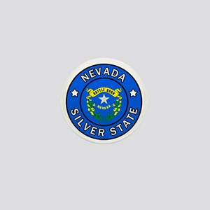 Nevada Mini Button