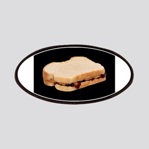 Peanut Butter and Jelly Sandwich Patch