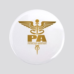 PA Gold Button