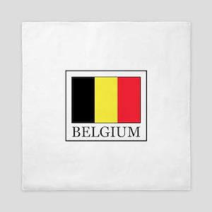 Belgium Queen Duvet