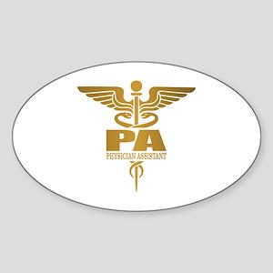 PA Gold Sticker