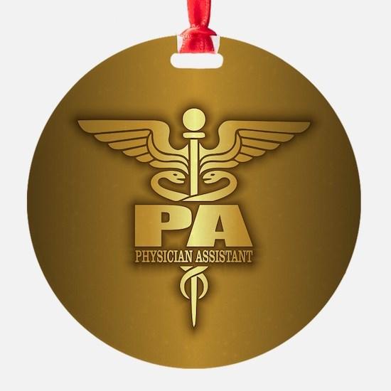 PA Gold Ornament