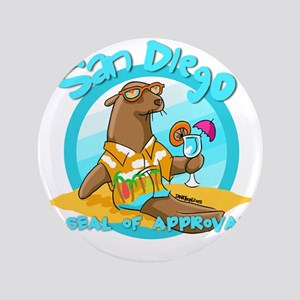 San Diego Seal of Approval Button