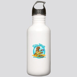 San Diego Seal of Approval Water Bottle
