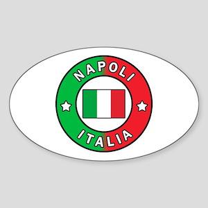 Napoli Italia Sticker