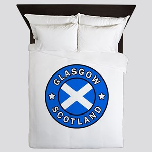 Scotland Queen Duvet