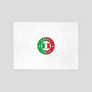 Napoli Italia 5'x7'Area Rug