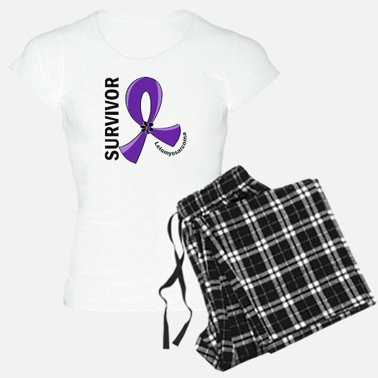 Leiomyosarcoma Survivor 12 Pajamas