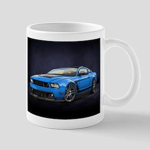 Boss 302 Grabber Blue Mugs