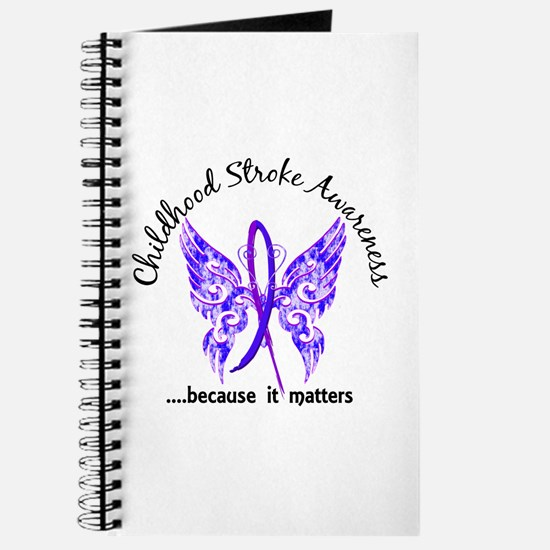 Childhood Stroke Butterfly 6.1 Journal