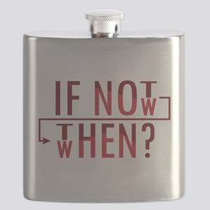 If Not Now, Then When? Flask