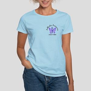 Arthritis Butterfly 6.1 Women's Light T-Shirt