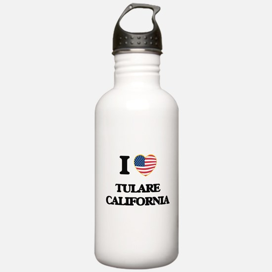 I love Tulare Californ Water Bottle