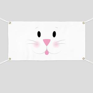 Bunny Face Banner