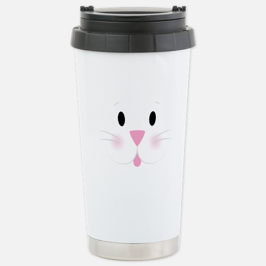Bunny Face Travel Mug