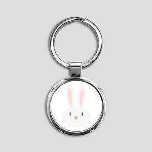 Bunny Rabbit Keychains