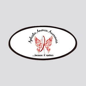 Aplastic Anemia Butterfly 6.1 Patch