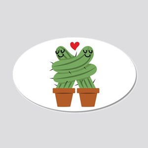 Cactus Love Wall Decal