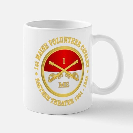 1st Maine Cavalry Mugs