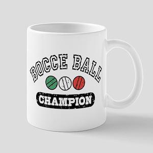 Bocce Ball Champion 11 oz Ceramic Mug