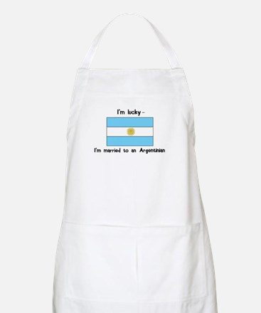 Married to an Argentinian BBQ Apron
