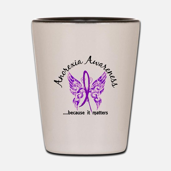 Anorexia Butterfly 6.1 Shot Glass