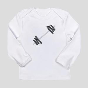 Barbell Long Sleeve T-Shirt