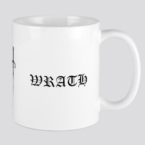 Wrath Bdb Dagger Logo Mugs