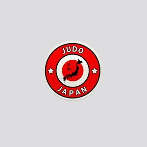 Judo Mini Button