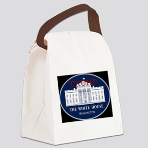 TRUMP WHITE HOUSE Canvas Lunch Bag
