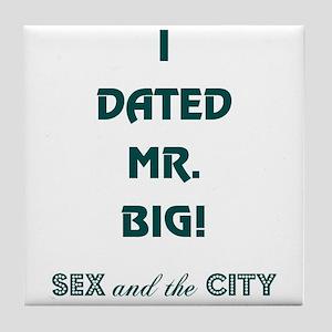 MR. BIG Tile Coaster
