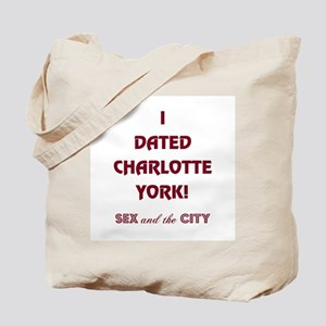 CHARLOTTE YORK Tote Bag