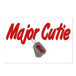 USAF Major Cutie Postcards (Package of 8)