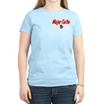 USAF Major Cutie Women's Light T-Shirt