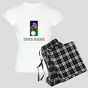 Billiards Player (Custom) Pajamas