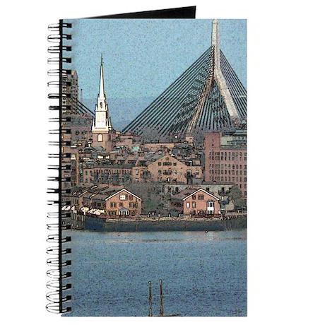 Artistic Zakim Bridge Journal